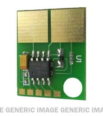 Compatible Konica Minolta Toner Chip Reset C300 Yellow 12000 Page Yield
